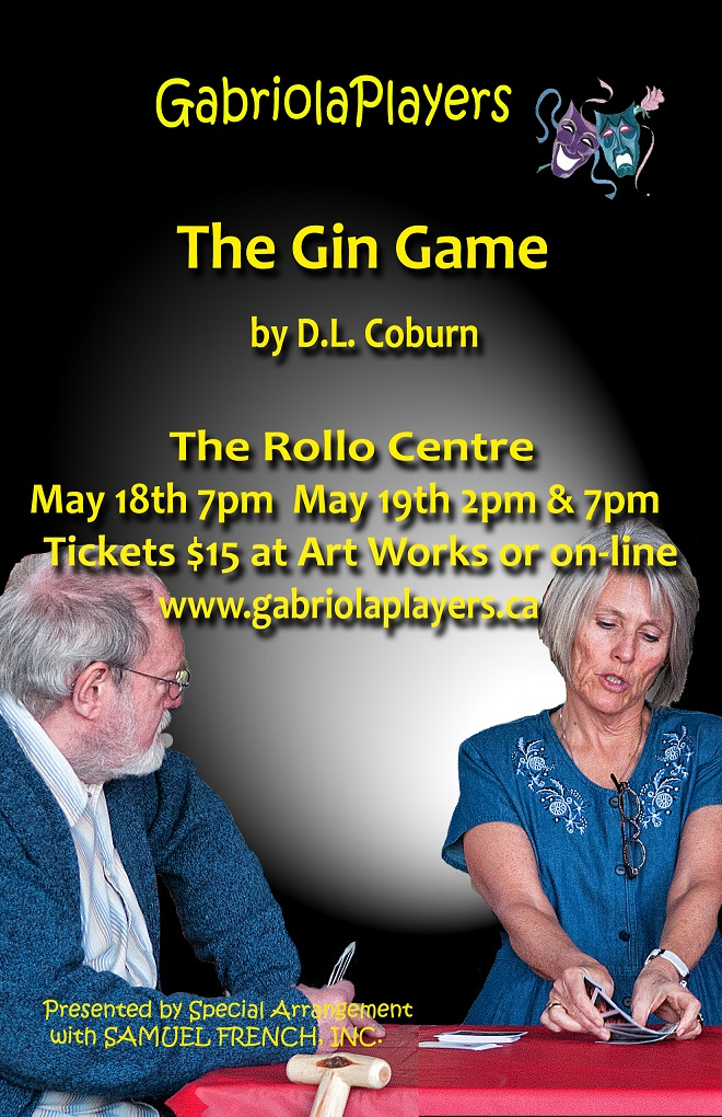 The Gin Game May 18 19