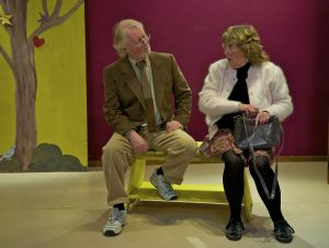 Three One-Act Plays – Spring 2012