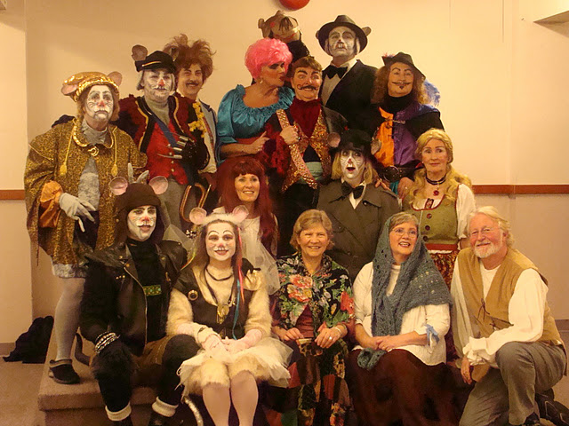 The Pied Piper and the Tail of the Rat King – 2011 Panto