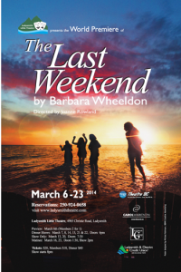 The Last Weekend Poster