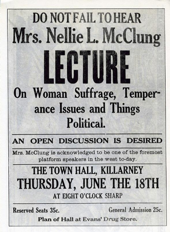 Nellie lecture