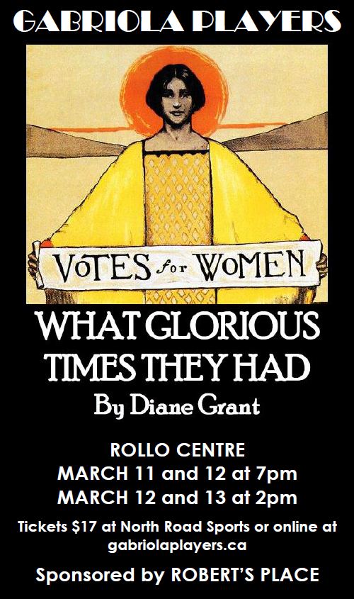 Tickets now available for 'What Glorious Times They Had'
