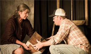 'Heart in the Ground' at the Vancouver Island One Act Play Festival November 6th